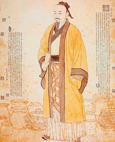 范蠡和孔子_就是传说春秋末期带着西施姑娘来齐国做生意的范蠡;端木则是孔子的