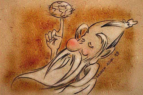 国外漫画大师笔下的孔子形象是什么样的