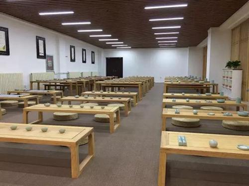 孔子学堂落户青岛科技大学,学堂揭牌暨孔子标准像揭幕仪式同步启动